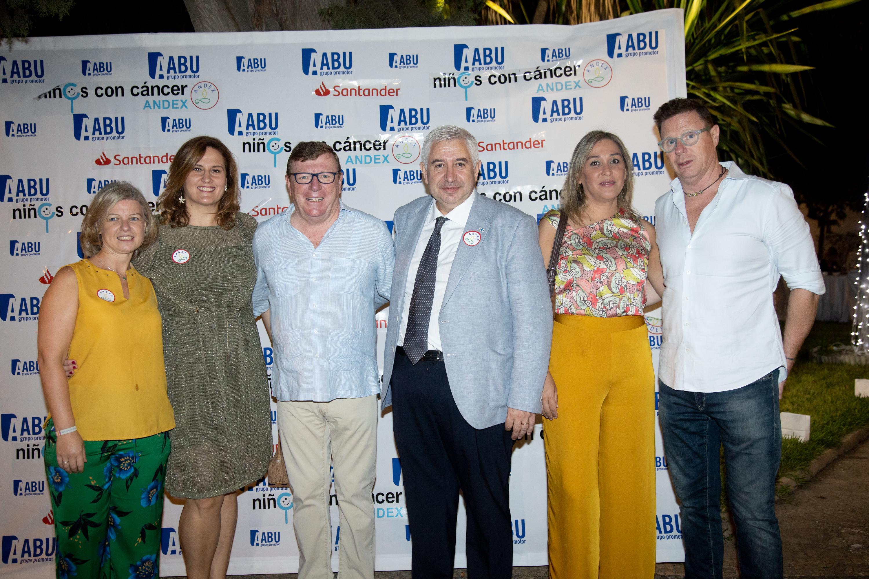 gala benéfica de Andex organizada por el Grupo ABU
