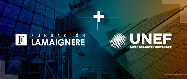 colaboración en comercio exterior y logística