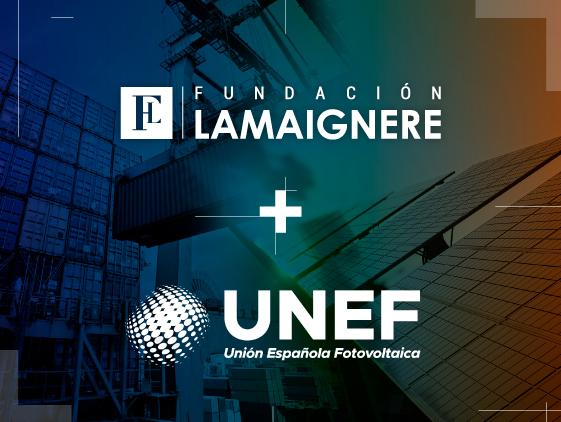 Fundación Lamaignere y UNEF