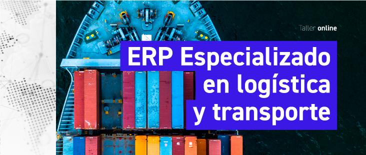 ERP especializado en logística y transporte