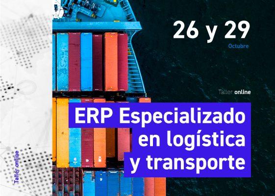 ERP especializado en logística
