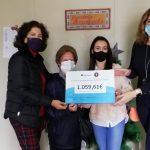 ayuda a familias de un poblado de Sevilla
