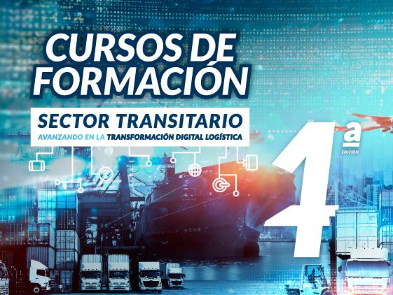 Cuarta edición del curso de formación del Sector Transitario