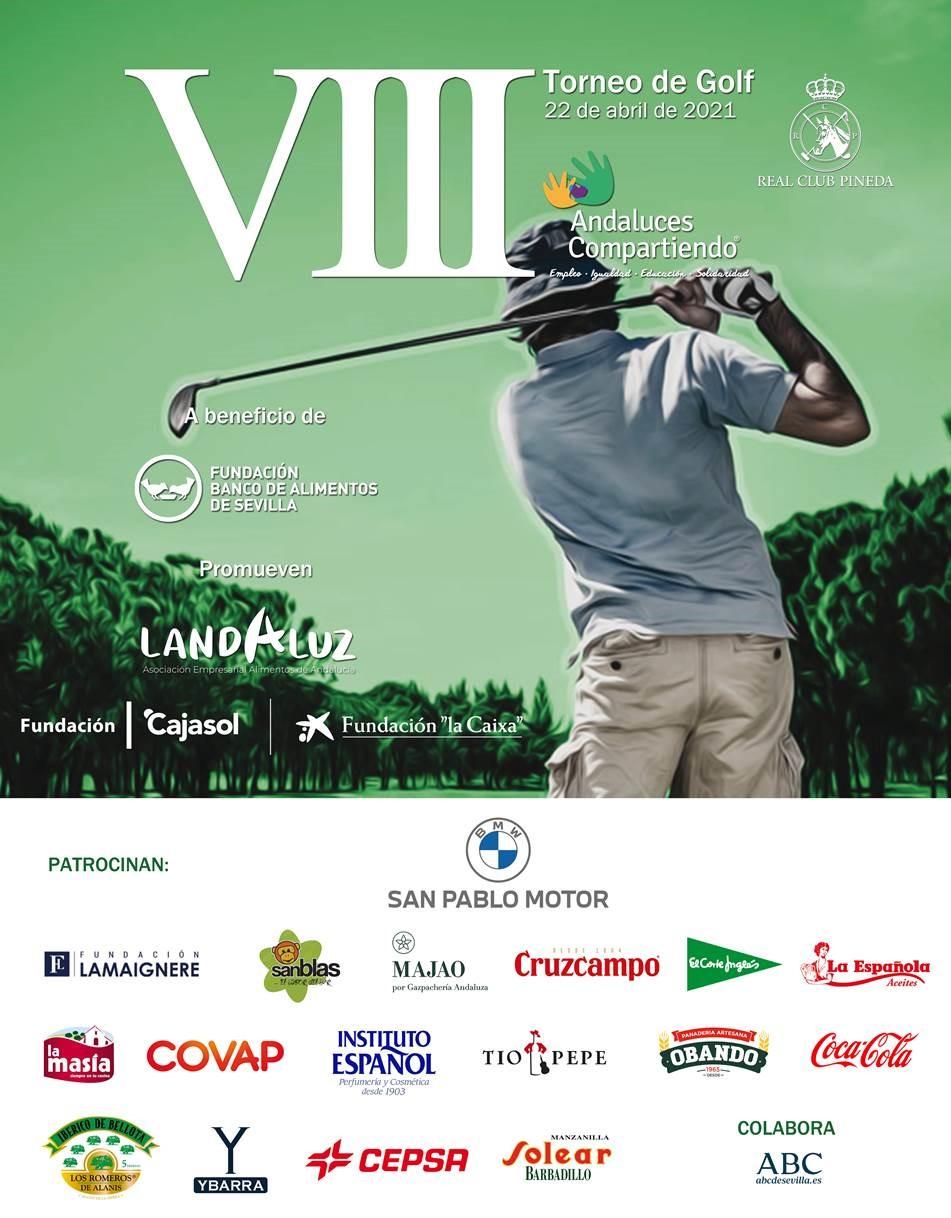VIII Torneo de Golf